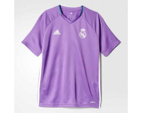 adidas Real Madrid Training Jersey Youth 2016/17- Purple