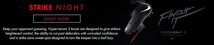 Nike Strike Night