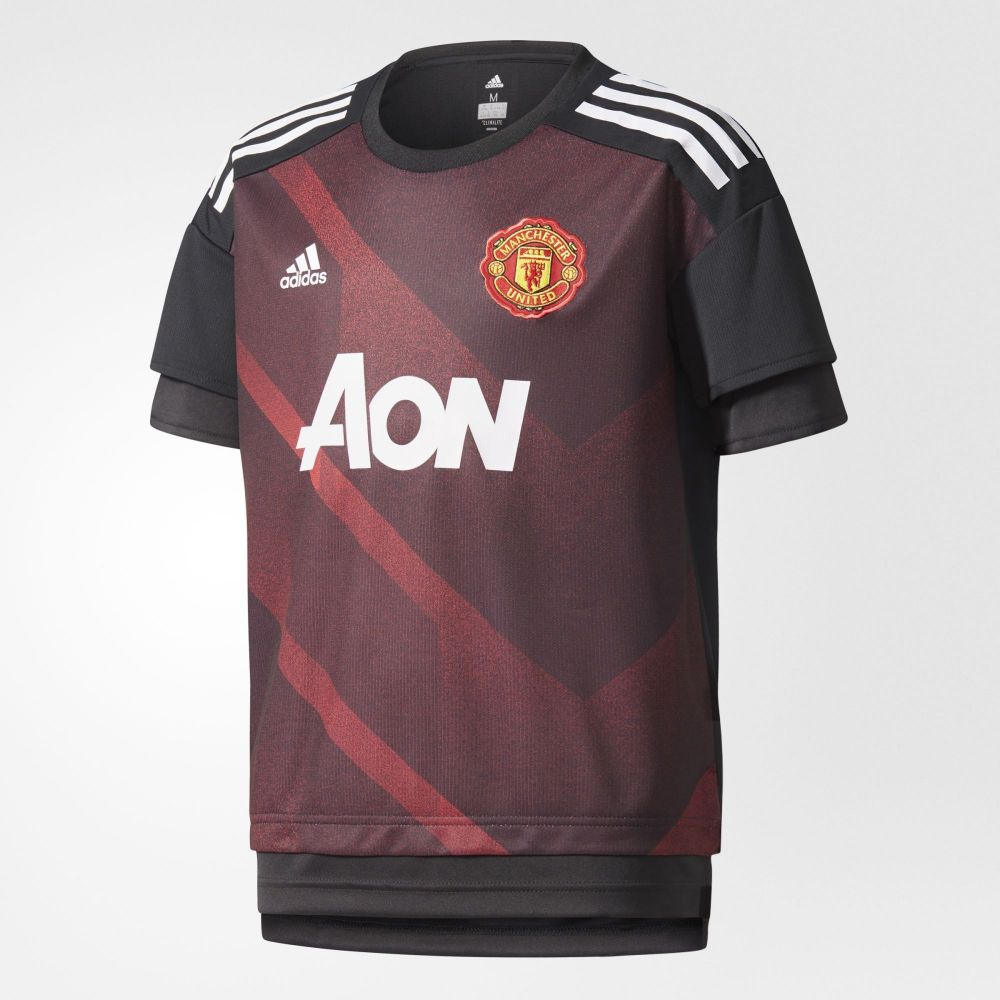 adidas Manchester United Home Pre-Match Jersey Youth 2017 ...