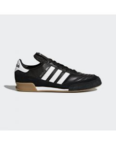 adidas Mundial Goal Leather IC - Black/White