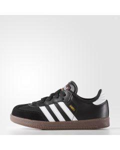 adidas Samba Classic Jr - Black/White
