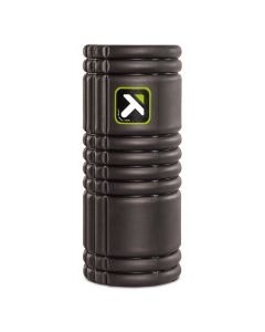 The Grid Foam Roller - Black