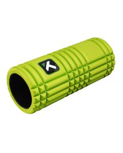 The Grid Foam Roller - Lime