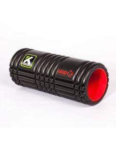 The Grid X Foam Roller - Black
