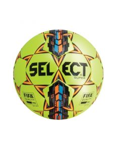 Select Super Fifa Soccer Ball- Yellow