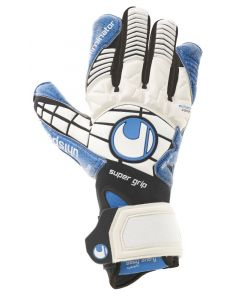 uhlsport Eliminator Supergrip Gloves - White
