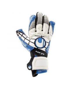 uhlsport Eliminator Supergrip HN Gloves - White 6