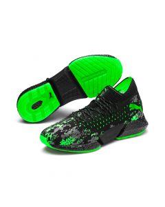 Puma Future Rocket - Black/Charcoal/Green