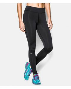UA ColdGear Authentic Legging - Black
