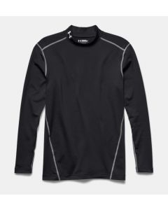 UA ColdGear Armour Mock Turtleneck Mens
