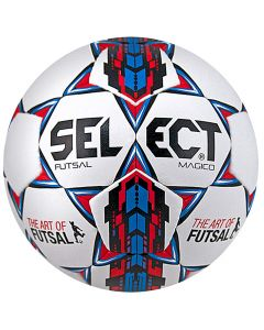 Select Futsal Magico - White/Blue/Red