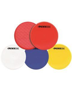 Kwikgoal Flat Round Markers