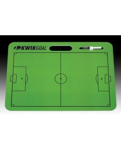 Kwikgoal Soccer Carry Dry Board Green