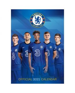 Chelsea 2021 Official Calendar