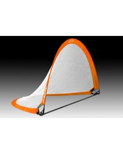 Kwikgoal Infinity Pop Up Goal Large Orange Hi-Vis