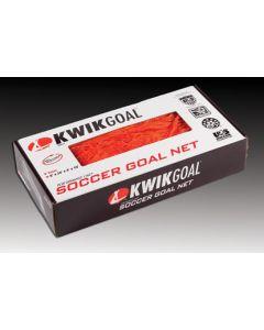 Kwikgoal Soccer Goal Net 8x24 Orange