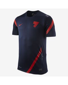 Nike CR7 Training Jersey - Navy/Red