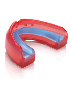 Shock Dr. Ultra Braces Mouthguard - Red
