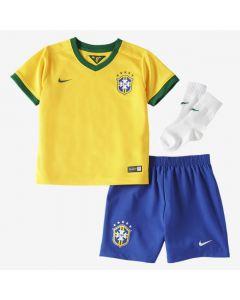 Nike Brazil Home Mini Kit 2014/15 - Yellow/Royal