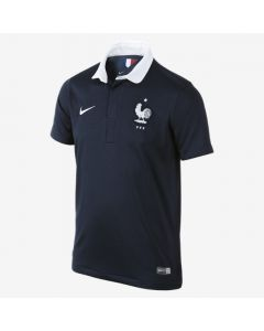 Nike France Home Jersey Youth 2014/15 - Navy