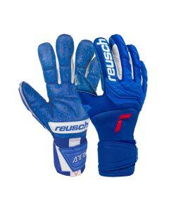 Reusch Attrakt Freegel Fusion Goaliator - Blue