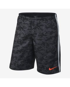 Nike GPX Strike Printed Longer Woven Short - Black