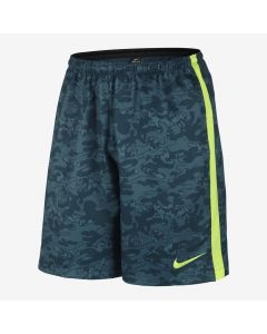 Nike GPX Strike Printed Longer Woven Short - Blue