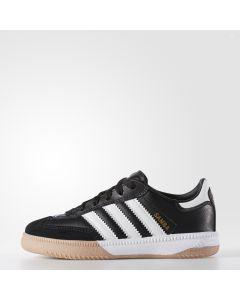 adidas Samba Jr - Black/White