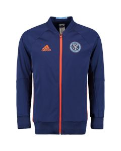 adidas NYCFC Anthem Track Jacket 2016/17 - Navy