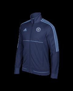 Adidas NYCFC Anthem Jacket - Navy 6