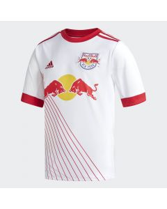 adidas NY Red Bulls Home Jersey Youth 2017/18 - White/Red