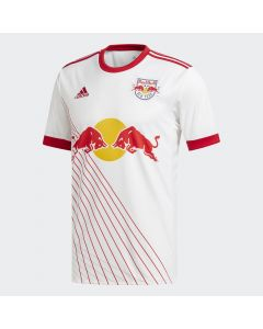 adidas NY Red Bulls Home Jersey 2017/18 - White