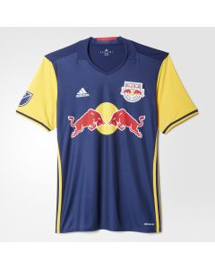 adidas NY Red Bulls Away Jersey 2016/17 - Navy