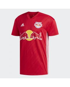 adidas NY Red Bulls Away Jersey 2018 - Red