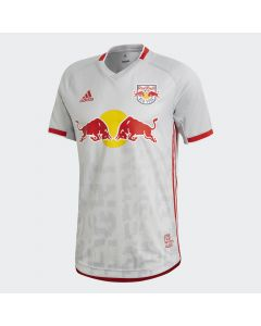 adidas NY Red Bulls Home Authentic Jersey 2019/20 - Grey
