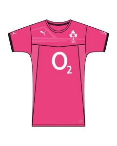 PUMA IRFU Training Jersey 2013/14 - Pink