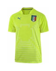 PUMA FIGC Italia GK Jersey 2014/15 - Yellow