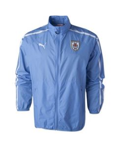 PUMA Uruguay Walkout Jacket 2014/15 - Lt Blue