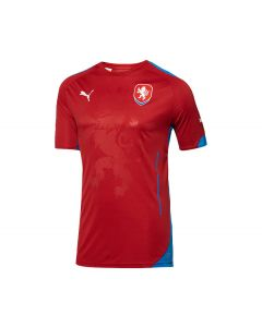 CZECH REPUBLIC HOME JERSEY