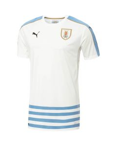 PUMA Uruguay Away Jersey 2016/17 - White