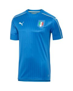 PUMA Italia Home Jersey 2015/16 - Royal