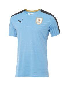 Puma Uruguay Home Jersey 2016/17 - Blue
