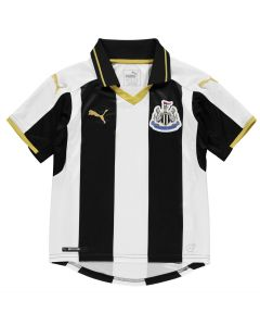 PUMA Newcastle Youth Home Jersey 2016/17 - Black