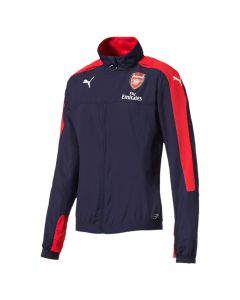 Puma Arsenal FC Stadium Vent Jacket- Navy