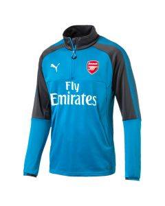 Puma Arsenal 1/4 Zip Training Top - Royal
