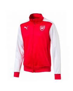 Puma Arsenal T7 Anthem Jacket 2017 - Red/White