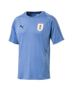 Puma Uruguay Training Jersey 2018 - Light Blue