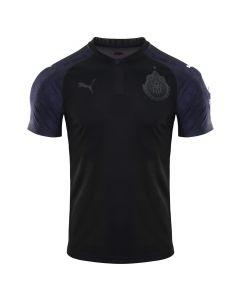Puma Chivas Mens Away Jersey 2017/18 - Black