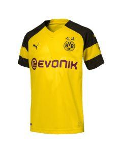PUMA BVB Home Jersey Youth 2018/19 - Yellow/Black
