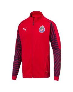 Puma Chivas Mens Stadium Jacket - Red